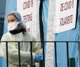 Photo of أميركا الأولى عالمياً بالإصابة بكورونا وروسيا ترسل معدّات طبية إليها وسلطات نيويورك تطلب 17 ألف جهاز تنفّس اصطناعيّ من الصين