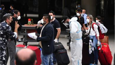 Photo of عودة اللبنانيين من الخارج بدأت بنجاح والعائدون خضعوا للفحوصات الطبية ومكثوا في الفنادق