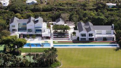 Photo of قصر بقيمة 50 مليون دولار  للاعب الغولف الأميركيّ تايغر وودز