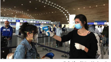Photo of الدفعة الثانية من رحلات MEA انطلقت 240 فحص PCR وأدوية ومستلزمات طبيّة من باريس