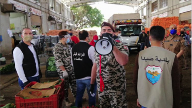 Photo of لليوم الثانيّ… حواجز أمنيّة ومحاضر ضبط