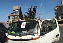 Photo of لقطات من حملات التعقيم التي يقوم بها «القومي» في القرى والبلدات