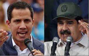 Photo of «رويترز»: أنصار مادورو وغوايدو بدأوا مفاوضات سريّة وسط أزمة جائحة كورونا