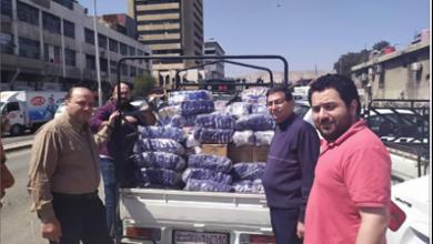 Photo of منفذية دمشق تحقق خطة متكاملة بحملات التعقيم وتشكيل اللجان والدعم الدوائيّ والمساعدات والفحوص