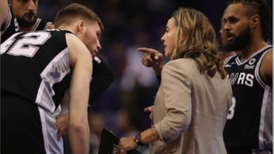 Photo of الروسيّة بيكي أوّل مدرّبة في الـ NBA مع تسلّمها دفّة «نيويورك نيكس»