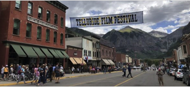 Photo of إقامة مهرجان تيلورايد السينمائيّ في أيلول المقبل