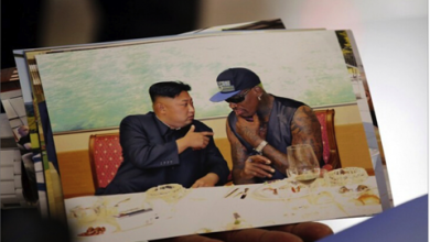 Photo of لاعب كرة السلّة الأميركيّ دينيس رودمان يفشي أسرار زيارته إلى كوريا الشمالية!