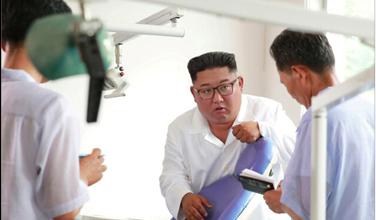 Photo of كوريا الشماليّة ماضية في طريق إصلاحها الاقتصاديّ   والبرجوازيّة تخرج من تحت الأرض!