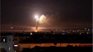 Photo of الدفاعات الجويّة السوريّة تتصدّى لعدوان صهيونيّ استخدم أجواء «التنف» للإغارة على ريف حلب