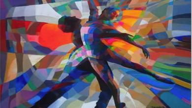 Photo of أعمال التشكيليّ تمام محمد بين الرمزيّة التامةللتاريخ السوريّ العريق والشغف في التجريب والألوان