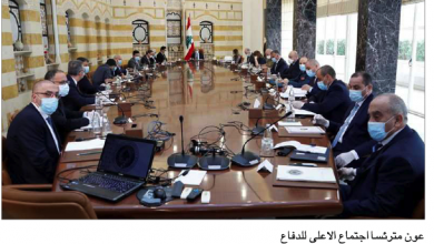 Photo of تمديد التعبئة العامة.. وحسن: الحلّ بالعزل