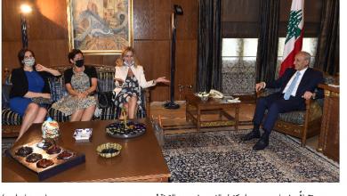 Photo of بري عرض الأوضاع مع ديل كول وسفيرات