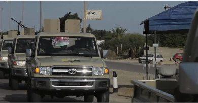 Photo of ليبيا: مرتزقة تركيا وميليشيات السراجتستهدف ترهونة بصواريخ غراد