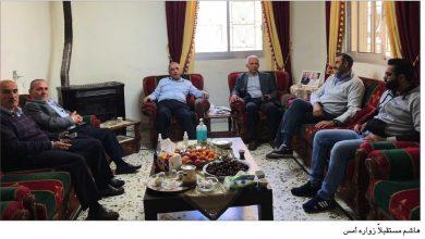 Photo of هاشم التقى وفوداً: المخاطر كثيرة ويجب بدء العلاج فوراً