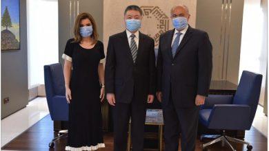 Photo of مخزومي عرض وسفير الصين الأوضاع