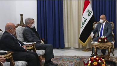 Photo of صالح يدعو لتوسيع التعاون بين العراق وإيران في قطاعَيْ الكهرباء والمياه الكاظمي: حريصون على أفضل العلاقات مع جيراننا