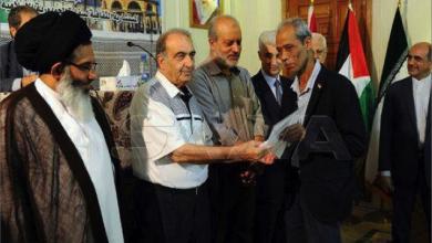 Photo of إطلاق المسابقة الإيرانيّة للإبداع بعنوان  «بالمقاومة… صفقة القرن لن تمر» في دمشق