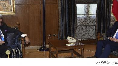Photo of عرض وقطّار التجارب الاقتصاديّة والأزمات الماليّة السفير المصري من عين التينة: برّي ضمانة للاستقرار في لبنان والمشرق 