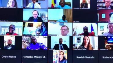 Photo of علامة شارك بندوة افتراضية حول برامج صندوق النقد المخصصة لمرحلة «كورونا»