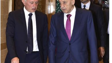 Photo of فرنجية التقى بري والحريري: رئيس المجلس «يمون»  على أكثر من الحوار… وندرس الموضوع