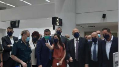 Photo of لجنة «كورونا» تفقدت الاستعدادات اللوجستية تمهيداً لفتح المطار