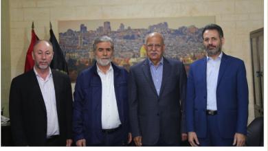 Photo of «الأحزاب العربية» عزّت النخالة بشلح: الأمة خسرت قائداً فذاً ومناضلاً كبيراً
