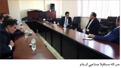 Photo of نعمة من غرفة طرابلس: لإدراج مشاريعها ضمن خطة الحكومة الاستراتيجيّة