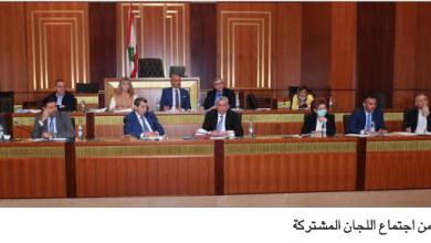 Photo of اللجان المشتركة ناقشت اقتراح تطوير قوانين المياه الفرزلي: الاقتراح ذو أهميّة وطنيّة واستراتيجيّة 