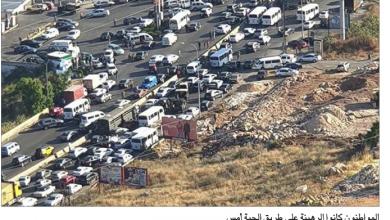 Photo of مآس على أوتوسترادي الجية والبداوي  وعزالدين وهاشم يدعوان لمنع قطع الطرق