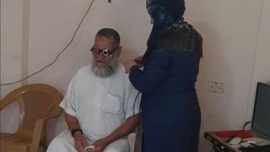 """Photo of منفذية جنوب فلسطين في """"القومي"""" أقامت يوماً طبياً مجانياً في غزّة"""