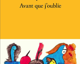 Photo of آن بولي تحصد جائزة «prix du livre Inter» عن رواية «قبل أن أنسى»