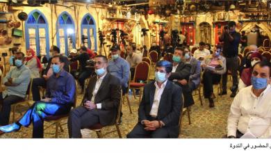 Photo of ندوة عن دور الإعلام الميداني في الحروب  وكلمات أشادت بتضحياته في عدوان تموز
