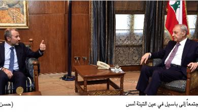 Photo of برّي التقى باسيل ونواب البقاع وبعلبك الهرمل زعيتر: لإعادة العلاقات والتنسيق مع سورية