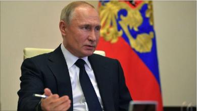 Photo of بوتين شكر المواطنين على تأييدهم للتعديلات الدستورية وموسكو ترفض تدخل واشنطن في شؤون روسيا الداخلية