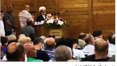 Photo of وقفة تضامنية مع الحاج سليمان في بدنايل: مشهود له بالنزاهه والكفاءة والشجاعة