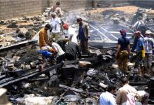 Photo of تكثيف الغارات الجويّة السعوديّة على الحُديدة ومأرب