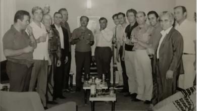 Photo of من تاريخ الحزب في برازيليا