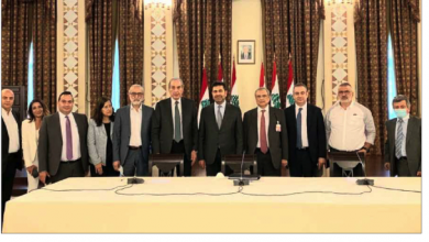 Photo of جلسات الحوار حول «سدّ بسري» توصي بمتابعة تنفيذ قرار مجلس الوزراء