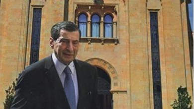 Photo of إيلي الفرزليّ في كتاب: قد لا يكون أجمل التاريخ غداً!