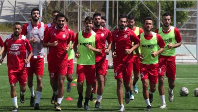 Photo of المرشحون للانضمام إلى منتخب لبنان ينهون الجولة الثالثة من الاختبارات