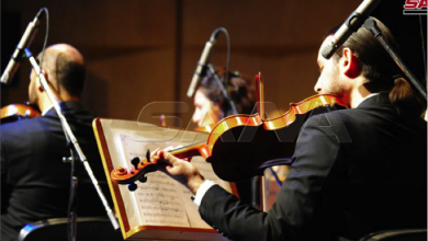 Photo of شام كرديّ أحيت حفلاً غنائياً  لروائع الراحلة سعاد محمد في دار الأسد
