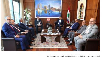 Photo of إبراهيم التقى حتّي وعلي عبد الكريم وخوري والجامعة الثقافية