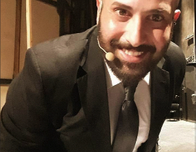 Photo of الفنان والمخرج السوريّ نورس برو: حدودٌ لا مثيل لها في شغف الرقص والحضور الإعلاميّ ومحاربة