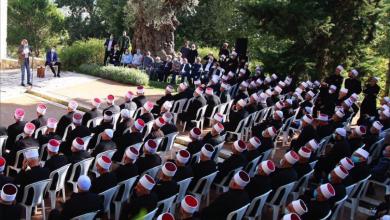 Photo of جنبلاط: معركة اللبنانيين هي الصمود والتآخي والتضامن
