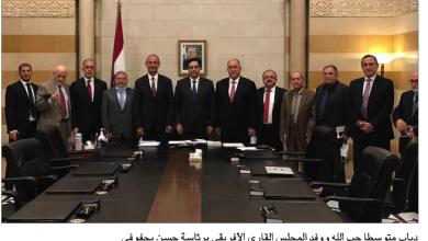 Photo of دياب بحث وخوري أوضاع النازحين  يحفوفي: مستعدّون لتقديم أي دعم استثماري