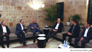 Photo of ميقاتي وفرنجية تمنيا النجاح للحكومة:  لحماية لبنان من الفتن التي تحاك له