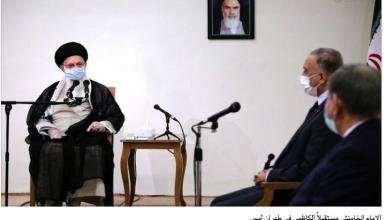 Photo of الكاظميّ في طهران بدلاً من الرياض.. والخامنئي وشامخاني لطرد الأميركيّ وحفظ الحشد الشعبيّ