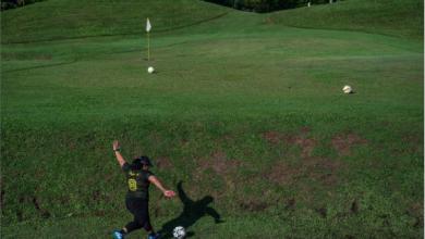 Photo of «فوتغولف» لعبة جديدة تطرق الأبواب بطولتها العالميّة في 2021 في اليابان