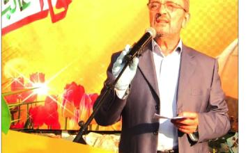 Photo of عزالدين في تشييع محسن: لن نتراجع مهما قدمنا تضحيات