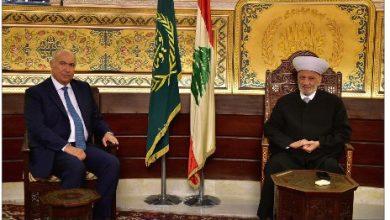 Photo of مخزومي من دار الفتوى: ليسمّي دياب المعرقلين والمتآمرين على حكومته